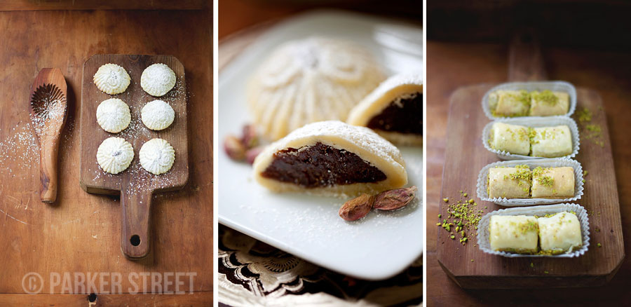 aissa sweets NH food styling and photography