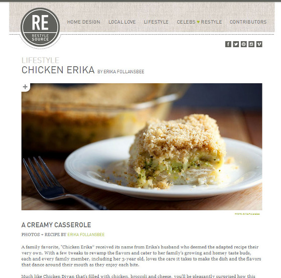 Featured on RestyleSource