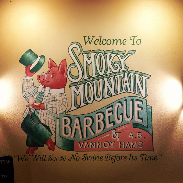 smokey mt bbq west jefferson NC