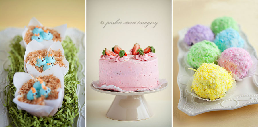 The Black Forest Cafe | Spring Cakes & Cupcakes | Amherst NH