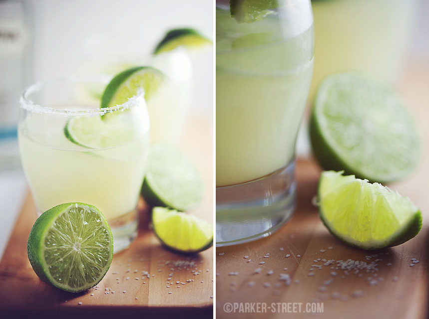 tart lime margarita recipe