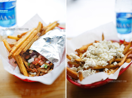 food photography from The Gyro Spot