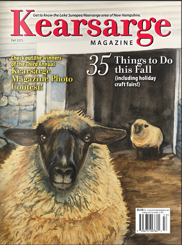 Kearsarge Magazine cover Fall 2015