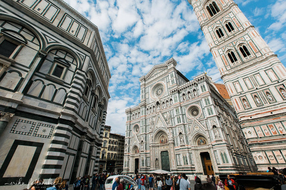 Duomo Cathedral, Florence Italy